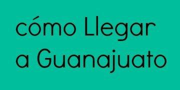 Horarios de Autobuses a Guanajuato